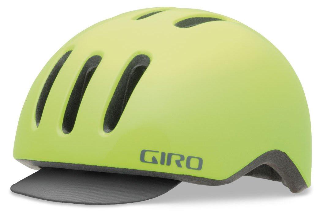 Giro Fahrradhelm Reverb Urban (Highlight Gelb, Größe M)