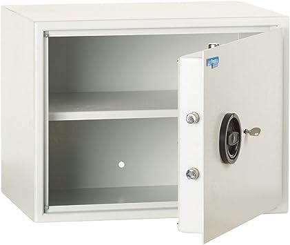 Caja Fuerte mg500, Nivel S1, en 14450, Dimensiones: 386 x 506 x 370 mm, Cerradura electrónica, luz Gris: Amazon.es: Bricolaje y herramientas