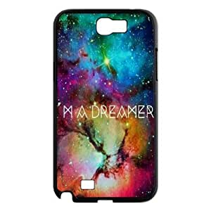 Galaxy Space Universe The Unique Printing Art Custom Phone Case for Samsung Galaxy Note 2 N7100,diy cover case ygtg552650