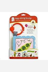 Fruits & Veggies: Tag-Along(TM) Board Book by Rosalind Avis (2015-08-01) Board book