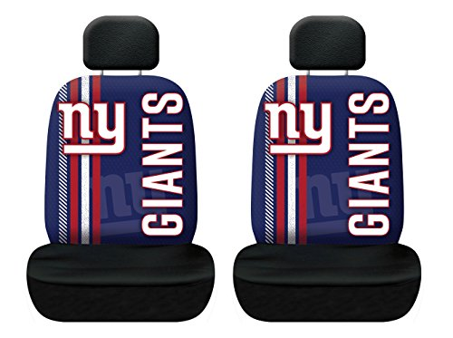 Fremont Die NFL New York Giants Rally Seat Cover, One Size, Blue