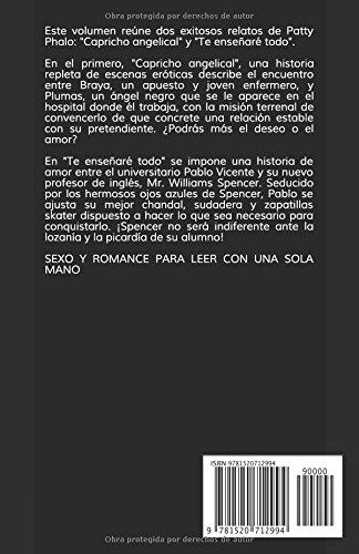 Los chicos se enamoran de otros chicos (Spanish Edition): Patty Phalo: 9781520712994: Amazon.com: Books