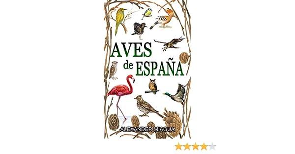 Aves de España: GUIA DE CAMPO AVES DE ESPAÑA Y EUROPA 🦅 (GUIAS ...