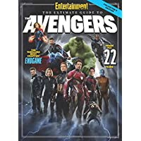 Entertainment Weekly The Ultimate Guide to The Avengers