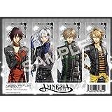 AMNESIA Clear Bookmark