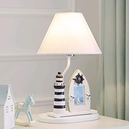 JJJJD Lámpara de mesa de Noche, lámpara de Escritorio de ...