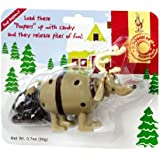 MSRF Poopin' Pets Candy, Doggie Deer, 0.70 Ounce