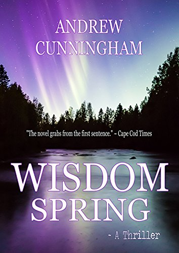 75% price cut today! Part political thriller and part chase novel: Andrew Cunningham's brilliant bestseller, WISDOM SPRINGS