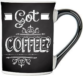 Got Coffee? Mug, Got Coffee? Coffee Cup, Ceramic Got Coffee? Mug, Custom Got Coffee? Gifts By Tumbleweed