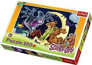 Trefl - Puzzle Scooby-Doo de 100 piezas (TR16197)