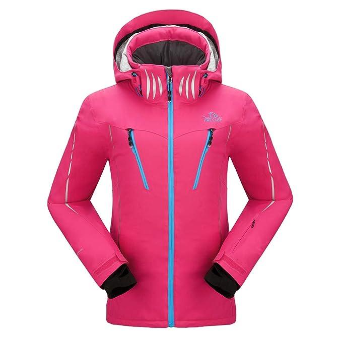 Designermode heiß-verkaufende Mode Online-Verkauf PELLIOT Damen Ski Jacke Winddichte Verdickte Warm Damen Jackets Snowboard  Breathable Skijacke