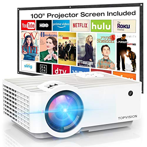 Video Projector TOPVISION 4500L