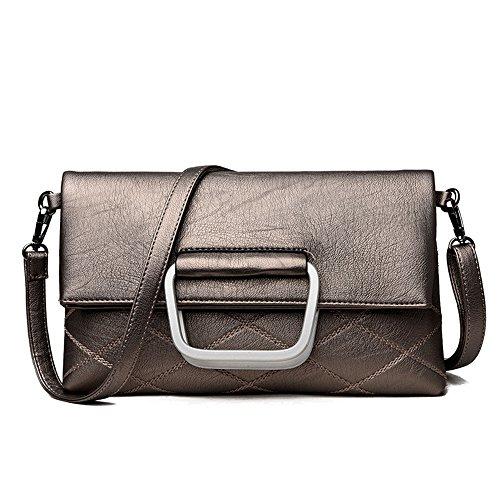 GWQGZ Nueva Brown Lady'S Handbag Violeta 4wHwvZqx