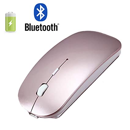 Amazon Com Bluetooth Mouse For Macbook Pro Bluetooth Mouse For