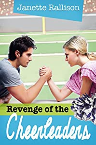 Revenge Of The Cheerleaders by Janette Rallison ebook deal