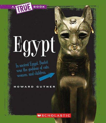 Download Egypt (A True Book) pdf
