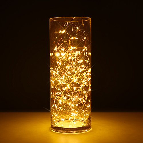 Kohree String Lights Led Copper Wire Fairy Lights Battery