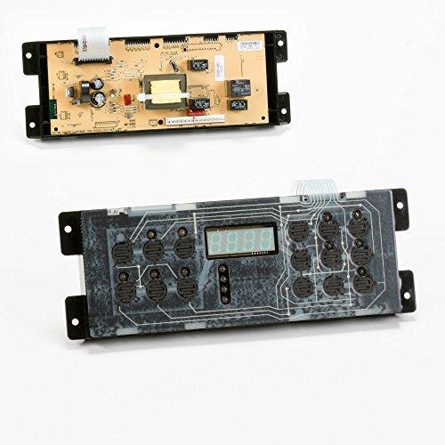 316418501 Range Oven Control Board and Clock Genuine Original Equipment Manufacturer (OEM) Part ()