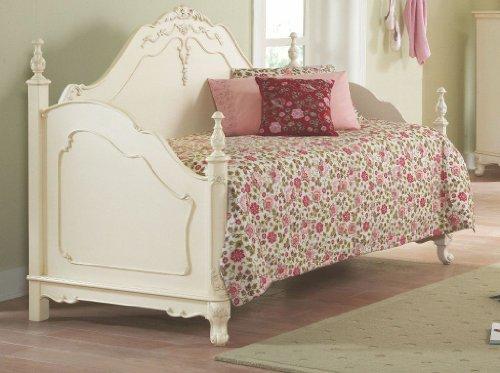 Homelegance Cinderella Wood Daybed in Ecru (Bedroom Brass Daybed)