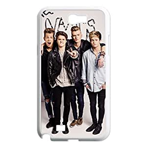 The Vamps Samsung Galaxy N2 7100 Cell Phone Case White WK5286093
