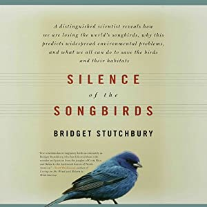 Silence of the Songbirds Audiobook