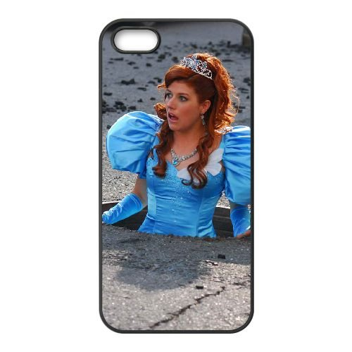 Disaster Movie 1 coque iPhone 5 5S cellulaire cas coque de téléphone cas téléphone cellulaire noir couvercle EOKXLLNCD23244
