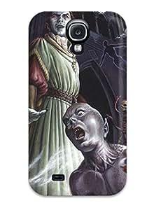 New Creepy Tpu Case Cover, Anti-scratch TLSDLCH11689HHYuA Phone Case For Galaxy S4