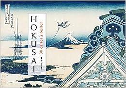 Hokusaï - 30 cartes à poster