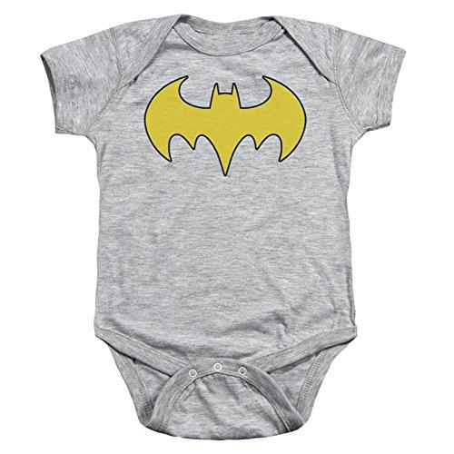 Infant: Bat Girl Logo Onesie Infant Onesie Size 18-24 Mos -