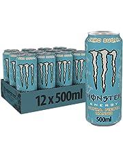 Monster Energy Ultra 12x 500ml Fiesta