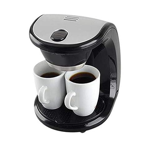 MAO Pequeña Máquina De Café 500 W Cafetera Eléctrica ...