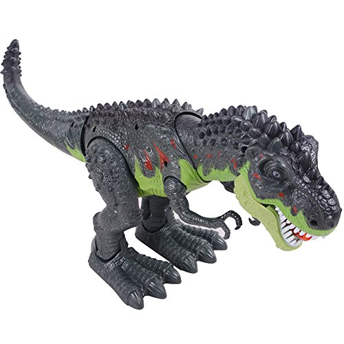 Ovovo Dinosaur Robot Toy for Boys Girls Large Size Walking Dinosaur Toy with Light and Sound, Real Movement. by Ovovo (Image #8)