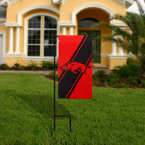 NCAA Arkansas Razorbacks Mini Yard Flag