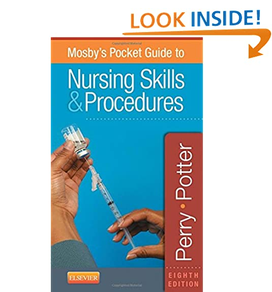 Mosbys Pocket Guide To Nursing Skills Procedures 8e Guides