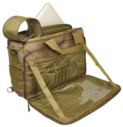 Hazard 4 Aktentasche Ditch Tactical Briefcase, Coyote, 45 x 32 x 13 cm, 18.7 Liter, MSG-DCH-CYT