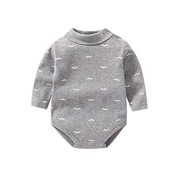 Infant Baby Unisex  Newborn Toddler Suit Long Sleeve Underwear Clothing Suit