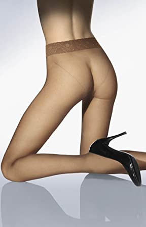 780d333d2c1 Wolford Fatal Lace 15 Seamless Tights 18466 (XS