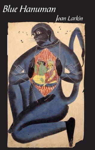 Blue Hanuman