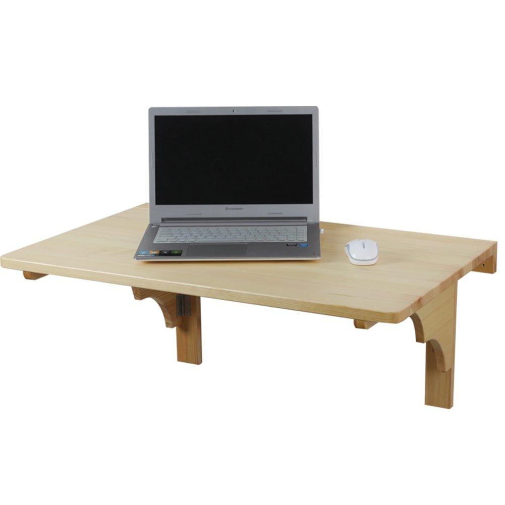 折りたたみ式コンピュータデスクダイニングテーブルホームキッチンアクセサリーモダンミニマリスト多機能パイン/オーク材、ラージ/ミディアム/スモールサイズ B07RNNW81Z