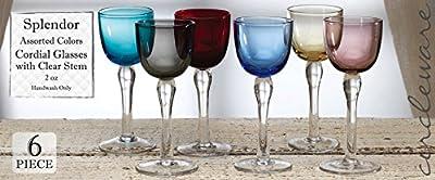 Savannah Street Wine Glasses