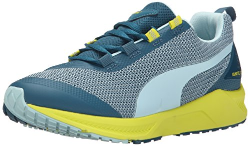 Puma Women's Ignite XT Women's Running Shoe Clearwater/Blue Coral/Sulphur Spring