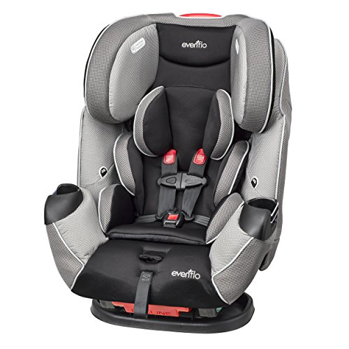 Evenflo Symphony LX Convertible Car Seat, Harrison