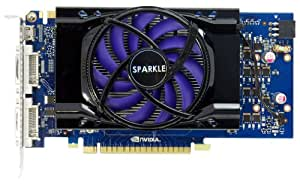Sparkle GeForce GTS450 1024MB GDDR5 DUAL DVI PCI-Express 2.0 with Native MiniHDMI Graphics Card SXS4501024D5SNM