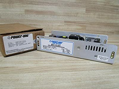 """Power-One MAP130-4001 Power Supply; AC-DC; 5V@20A, 12V@1A, 24V@3.5A, -12V@1A; 90-132/175-264V In; Open Frame"""