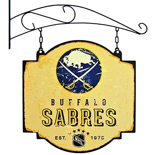 Winning Streak NHL Buffalo Sabres Vintage Tavern Sign