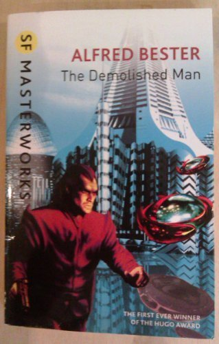 The Demolished Man by Alfred Bester (January 01,2012)