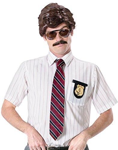 70s Detective Kit Costume (70s Plastic Halloween Costumes)