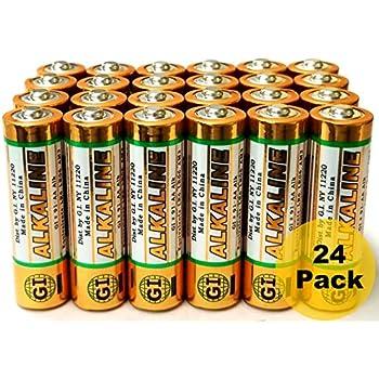 Amazon.com: NANFU No Leakage Long Lasting AA 20 Batteries