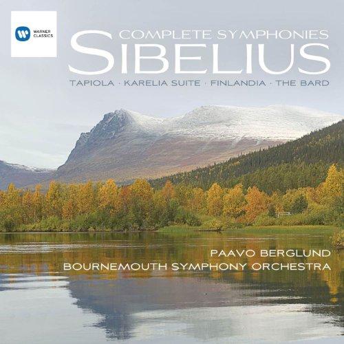 Sibelius: Complete Symphonies, Tapiola, Karelia suite, Finlandia, The Bard (Sibelius Music General)