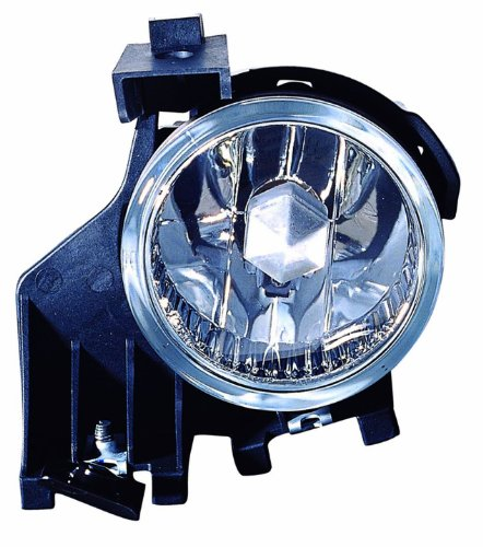 Left Assembly Light Driver Fog (Depo 320-2003L-AS Subaru Impreza Driver Side Replacement Fog Light Assembly)